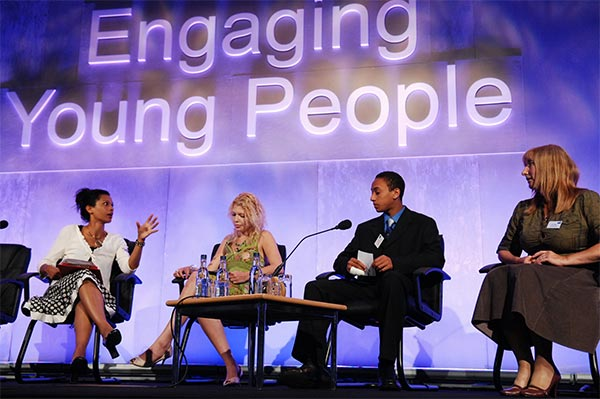 'Engaging Young People' Conference